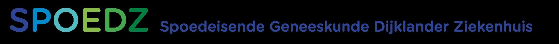SPOEDZ Spoedeisende Geneeskunde Dijklander Ziekenhuis